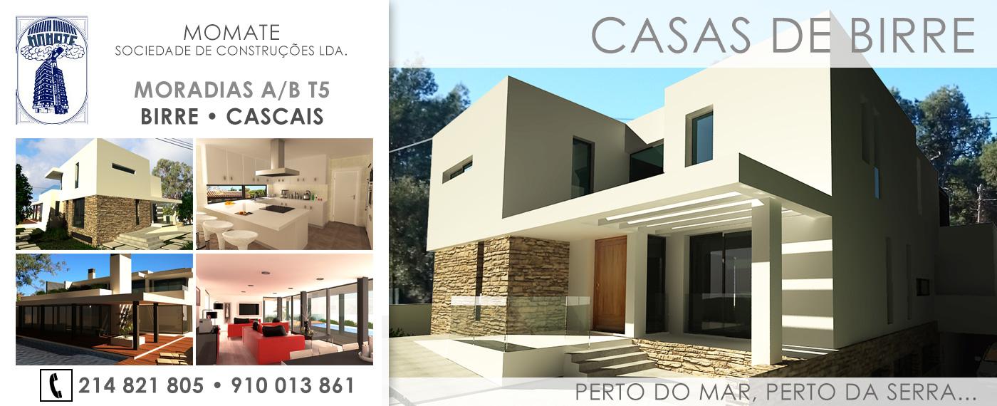 Casas de Birre - Cascais