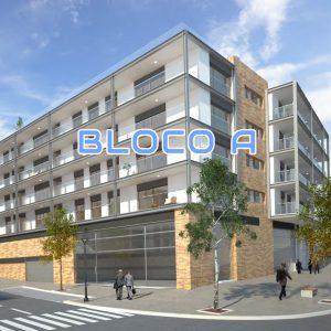 bloco a magnólia apartamentos