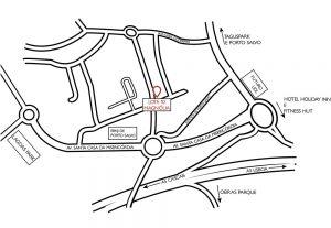 MAPA Localização Lote 10 - Magnólia