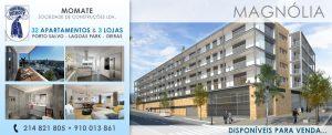 magnolia apartamentos e lojas